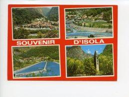 Piece Sur Le Theme De Multivues - Souvenir D Isola - Voyagee - France