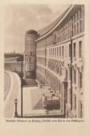 AK  - Leipzig - Deutsche Bücherei - Ansicht Vom Turm - 1944 - Leipzig