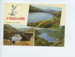 Piece Sur Le Theme De Multivues - La Valla En Gier - Loire - Voyagee En 1973 - Autres Communes