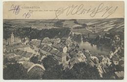 AK  Lobenstein Blick über Stadt Nach Norden 1908 - Lobenstein