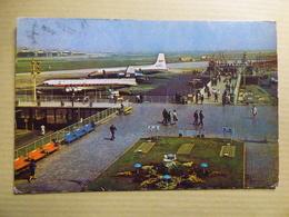 AEROPORT / FLUGHAFEN / AIRPORT       TOKYO INTERNATIONAL  DC 6 JAL   / BRITANNIA CANADIAN PACIFIC - Aerodromi