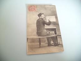 BELLE ILLUSTRATION ...SOLDAT AVEC 994 JOURS A FAIRE ENCORE ... - 1900-1949