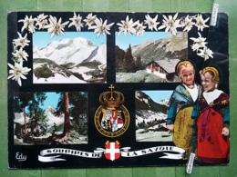Kov 9-2 - Children, Enfant, National Costume, Savoie - Andere