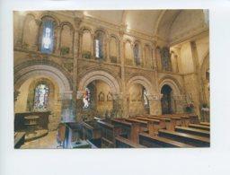Piece Sur Le Theme De Sainte Marguerite Sur Mer - 76 - L Eglise - Vue De La Partie Romane - France