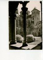 Piece Sur Le Theme De Fregures - Cathedrale - Le Cloitre - Voyagee En 1952 - France