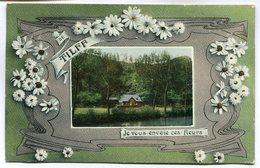 CPA - Carte Postale - Belgique - Tilff - Je Vous Envois Ces Fleurs  (M7408) - Esneux