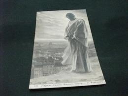 PICCOLO FORMATO GESU'  FLANDRIN 1904 INCYCA - Gesù
