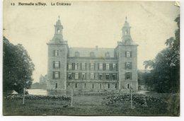 CPA - Carte Postale - Belgique - Hermalle Sur Huy - Le Château  (M7409) - Engis