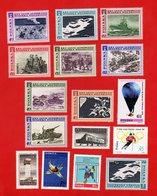 Lot De 16 Timbres POLSKA POLOGNE Neufs Xx - Collections
