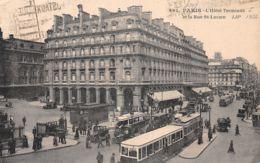 75-PARIS HOTEL TERMINUS-N°2238-G/0093 - Andere