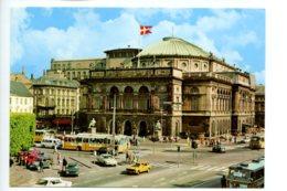 Piece Sur Le Theme De Danemark - Copenhagen - The Royal Theatre - Non Voyagee - Danemark
