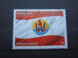 VEND BEAU TIMBRE DE POLYNESIE N° 697 , XX !!! (b) - Polynésie Française