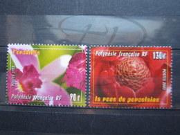 VEND BEAUX TIMBRES DE POLYNESIE N° 699 + 700 , XX !!! - Polynésie Française