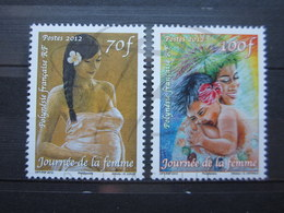 VEND BEAUX TIMBRES DE POLYNESIE N° 982 + 983 , XX !!! (a) - Polynésie Française