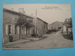 54 - Aix Gondrecourt - Rue De Rouvres - France
