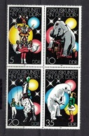 DDR 1978, Zirkus Circus Cirque Circo **, MNH - Zirkus