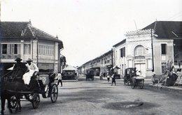BATTAMBANG:  Le Centre Ville En 1950,tbe - Cambodia