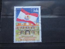 VEND BEAU TIMBRE DE POLYNESIE N° 1069 , XX !!! - Neufs