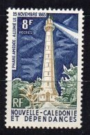 NOUVELLE-CALEDONIE - LE PHARE AMEDEE - 8f - 1965 - - New Caledonia