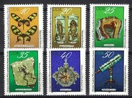 DDR 1978, Archäologie Archeologie Archaeology Arqueologia Schmetterling Butterfly **, MNH - Archäologie