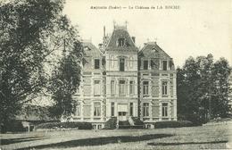 36  ANJOUIN - LE CHATEAU DE LA ROCHE (ref 5190) - Other Municipalities