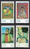 DDR 1979, Indische Miniaturen **, MNH - Künste