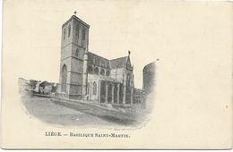LIEGE : Basilique  Saint-Martin - Luik