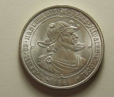 Portugal 50 Escudos Pedro Álvares Cabral Silver - Portugal
