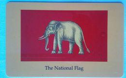 250 Baht National Flag   (elephant) - Thaïlande