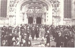 Bourg En Bresse 1930 4eme Centenaire De L Amort De Marguerite D'Autriche Messe Eglise De Brou Lot De 6 Photos - Reproductions