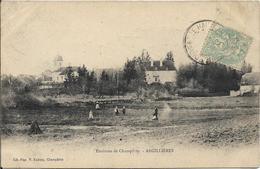 Environs De Champlitte.ARGILLIERES - France