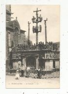 Cp , 29, PLOGASTEL ,le Calvaire ,ed. LL ,n° 12 , Vierge - Plougastel-Daoulas