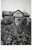 Musbach.Carte Photo D'un Pavillon. 1947. - Allemagne