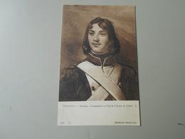 YVELINES MUSEE DE VERSAILLES VINCHON MARCEAU COMMANDANT EN CHEF DE L'ARMEE DE L'OUEST - Versailles (Château)