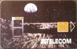 Telefonkarte Tschechien - Werbung - Erdball  - 31/06.96 - Tschechische Rep.