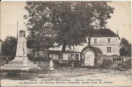 ANGIREY Mairie - France