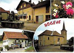 74  BOGEVE   -  3 VUES  De 1986 - France
