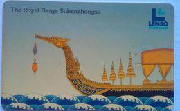 250 Baht Royal Barge Subanahongsui - Thaïlande
