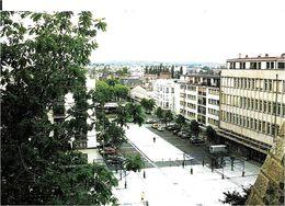 03 MONTLUCON  - PLACE  PIQUAND  VUE Du CHATEAU - Photo Henry FRONTY - Montlucon