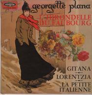 45 Tours GEORGETTE PLANA - 1968 - Vinyles