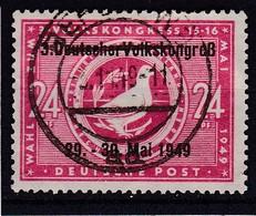 SBZ Nr. 233, Gest. (T 10022) - Sowjetische Zone (SBZ)