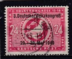 SBZ Nr. 233, Gest. (T 10023) - Sowjetische Zone (SBZ)