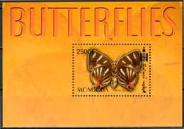 MONGOLIA 2003** - Farfalle / Butterflies - Miniblock. MNH, Come Da Scansione. - Farfalle