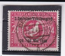 SBZ Nr. 233, Gest. (T 10026) - Sowjetische Zone (SBZ)