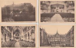19 / 2 / 300  -  LILLE  ( 59 )  - 4  CPA   DE  LA  FACULTÉ  CATHOLIQUE - Lille