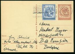 GA Österreich Ganzsache 1974 | Postkarte MiNr P 438 Inlandkarte Mit Zusatzfrankatur | Used | Schönes Österreich - Ganzsachen