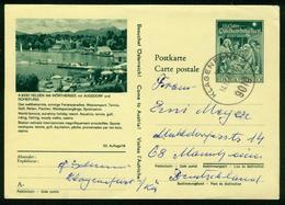 GA Österreich Ganzsache 1968 | Bildpostkarte MiNr P 434 | Used | Velden Am Wörthersee, Weihnachten - Stamped Stationery
