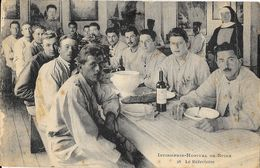 L'Infirmerie Hôpital De Spire (Speyer, Allemagne) - Le Réfectoire - Carte N° 28 Non Circulée - Guerre 1914-18