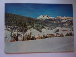 """Cartolina Viaggiata """"SORAGA Val Di Fassa""""  1979 - Italy"""