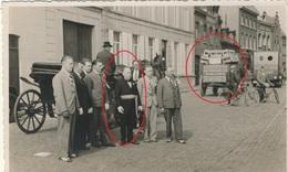 Wervik Originele Fotokaart 1937 Burgemeester Brouwerij ?? Zie Scans - Wervik